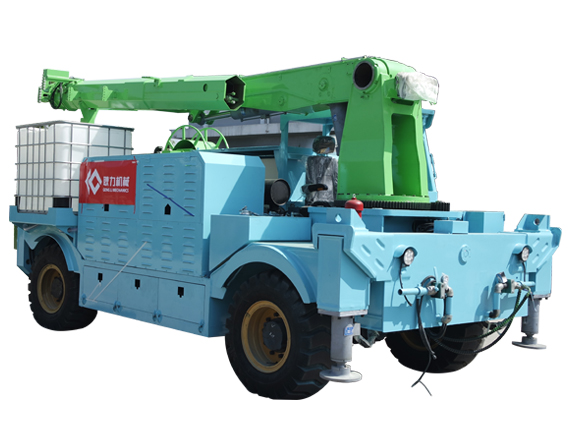 耿力GHP30G-IV A工程混凝土湿喷台车