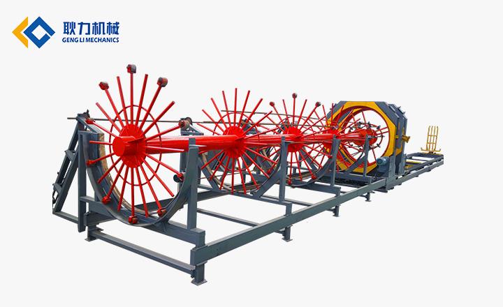 GL2000数控钢筋笼滚焊机